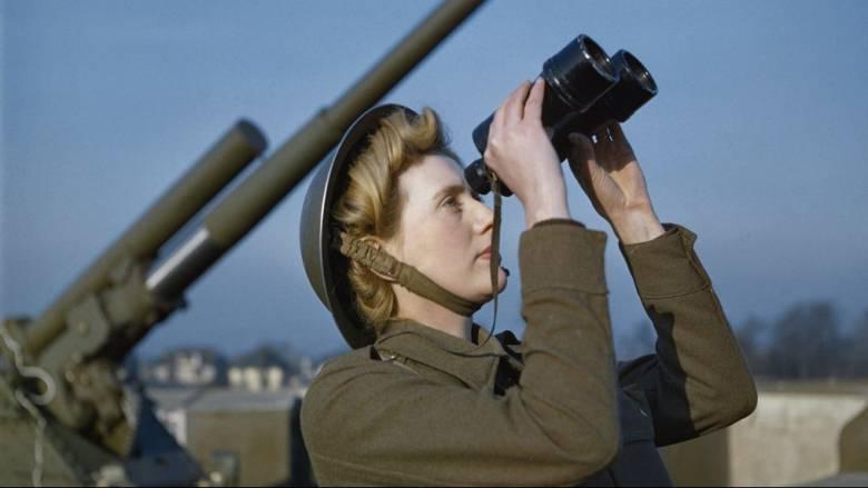 Στη δημοσιότητα έγχρωμες φωτογραφίες από τον Δεύτερο Παγκόσμιο Πόλεμο