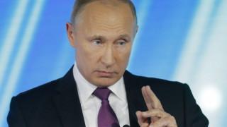 Πούτιν: Στόχος των αμερικανικών κυρώσεων… να εκτοπίσουν τη Ρωσία