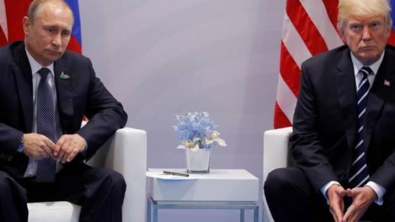 Ο Πούτιν για τον Τραμπ: Να τον σέβεστε...