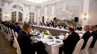 Σύνοδος Κορυφής: Τουρκία, εμπόριο και Brexit στο γεύμα εργασίας