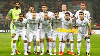 Europa League: Ισοπαλία της ψυχωμένης ΑΕΚ στο Μιλάνο