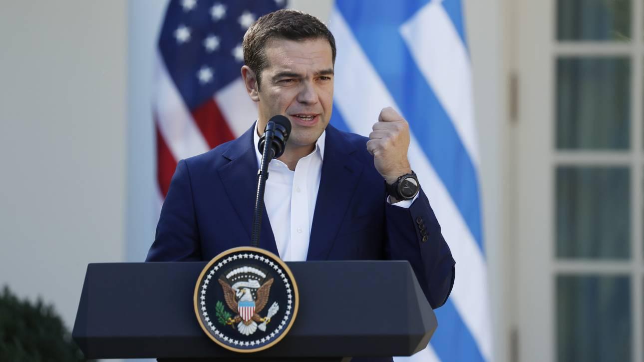 Τσίπρας: Η θέση της Ελλάδας στον διεθνή χώρο έχει αλλάξει τα τελευταία χρόνια προς το καλύτερο