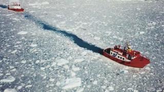 Παγωμένα τσουνάμι στις εσχατιές του κόσμου