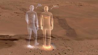 Εμπρός... Mars για μία εικονική περιήγηση στον Άρη