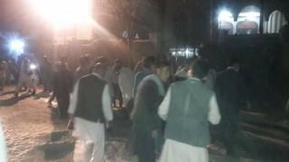 Βομβιστής αυτοκτονίας ανατινάχθηκε σε τέμενος στην Καμπούλ - Φόβοι για πολλούς νεκρούς