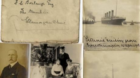"""""""Αν όλα πάνε καλά, θα φτάσουμε την Τετάρτη"""": στο σφυρί τραγική επιστολή επιβάτη του Τιτανικού"""