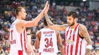 Euroleague: 2 στα 2 ο Ολυμπιακός νικώντας την Μάλαγα στο ΣΕΦ