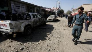 Ρουκέτες στο κέντρο του Αφγανιστάν