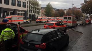 Επίθεση με μαχαίρι στο Μόναχο - Πέντε τραυματίες