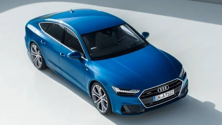 To καινούργιο Audi A7 Sportback είναι ακόμα πιο δυναμικό και εντυπωσιακό