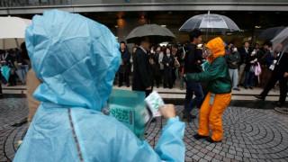 Ισχυρός τυφώνας πλησιάζει την Ιαπωνία μία ημέρα πριν από τις εκλογές (pics)