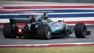 F1: Και πάλι pole position για τον Χάμιλτον στις ΗΠΑ