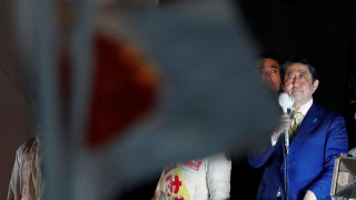 Εκλογές Ιαπωνία: Ο Άμπε αναμένεται να εξασφαλίσει νέα θητεία