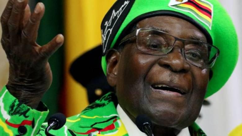 Ακυρώνεται ο διορισμός του Μουγκάμπε ως πρεσβευτή του ΠΟΥ μετά την κατακραυγή