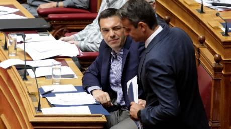 Κόντρα ΣΥΡΙΖΑ-ΝΔ για τα αναδρομικά των πρώην βουλευτών