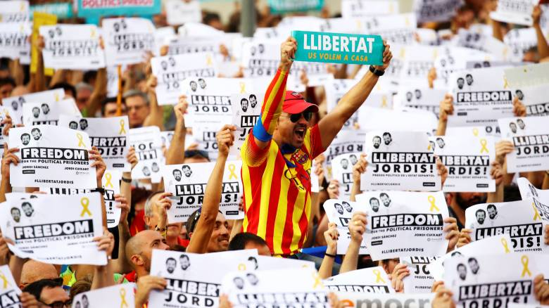 Κρίσιμη εβδομάδα για το μέλλον της ενωμένης Ισπανίας