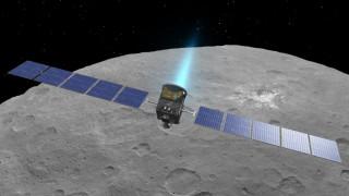Παρατείνεται ξανά η αποστολή του σκάφους Dawn στον πλανήτη Δήμητρα