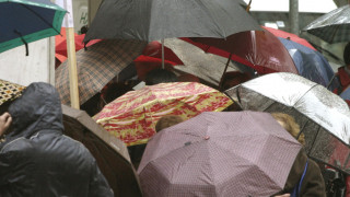 Χαλάζι, ισχυρές καταιγίδες και θυελλώδεις άνεμοι - Υδροστρόβιλος στην Κεφαλονιά (pic)