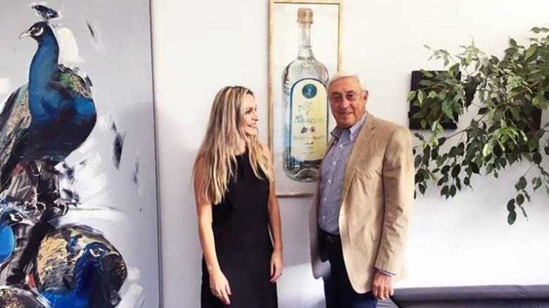 Νίκος Καλογιάννης: Το success story πίσω από το Ούζο Πλωμαρίου Ισιδώρου Αρβανίτου