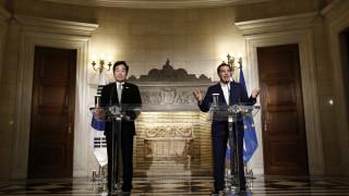 Τσίπρας: Μεγάλα περιθώρια συνεργασίας με τη Νότια Κορέα