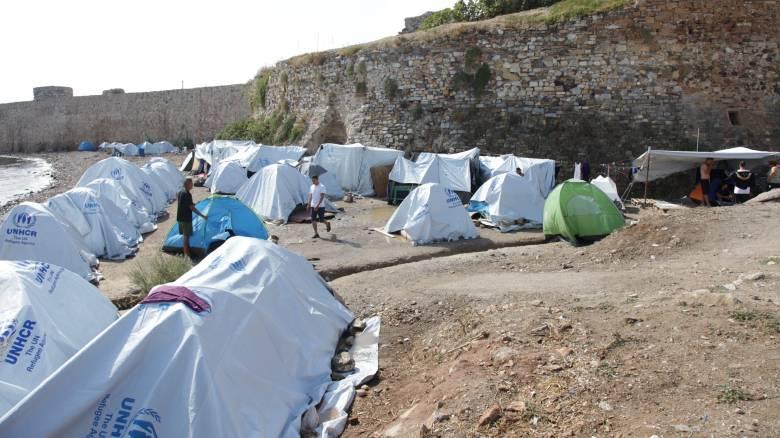 Χίος: Έκλεισε ο καταυλισμός προσφύγων και μεταναστών της Σούδας