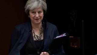 Brexit: Αισιόδοξη για τις διαπραγματεύσεις με την ΕΕ δηλώνει η Μέι