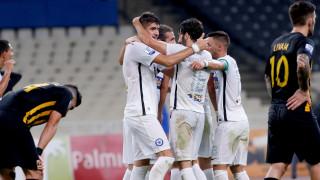 Super League: Πέταξε στην κορυφή ο Ατρόμητος με νίκη επί της ΑΕΚ