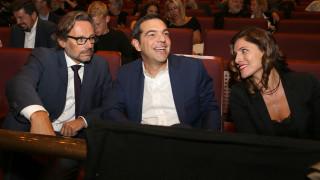 Τσίπρας και Μπαζιάνα στην πρεμιέρα της νέας ταινίας του Παντελή Βούλγαρη (pics)
