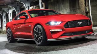 H Ford κάνει τη Mustang ακόμα πιο δυναμική