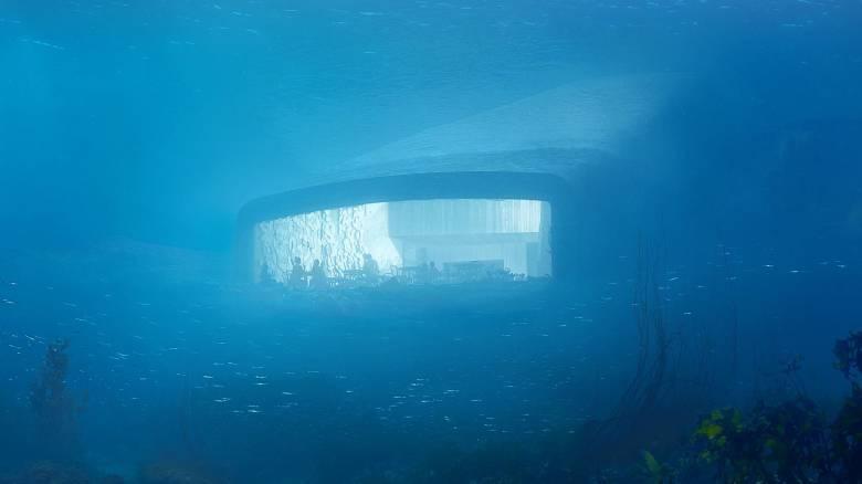 Under, το πρώτο υποβρύχιο εστιατόριο στη Νορβηγία (pics)