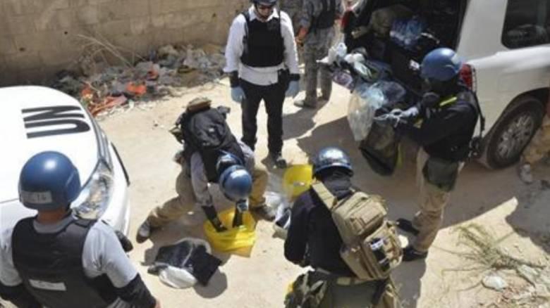 Συρία: Το Συμβούλιο Ασφαλείας αποφασίζει αν θα παραταθεί η έρευνα για τη χρήση χημικών όπλων