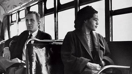 Η Ρόζα Παρκς και η συμβολή της στην κοινωνική ισότητα