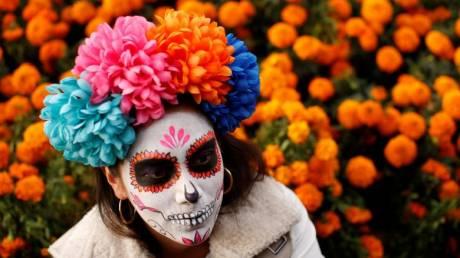 Το Μεξικό γιορτάζει τους νεκρούς