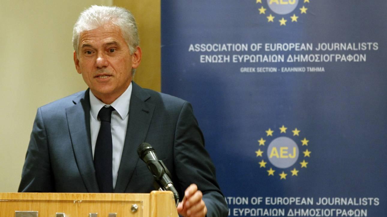 Καρβούνης: Ο Έλληνας είναι και θα παραμείνει Ευρωπαίος