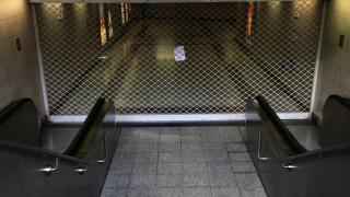 Χωρίς μετρό η Αθήνα την Πέμπτη