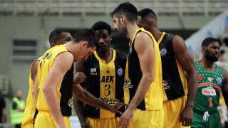 Basket Champions League: Ήττα για την ΑΕΚ από την Μπάνβιτ (vid)