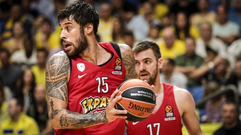 EuroLeague: Αήττητος ο Ολυμπιακός και στο Τελ Αβίβ (vid)