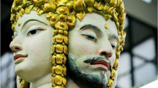Μεγαλειώδης αποχαιρετισμός στον «πατέρα όλων των Ταϊλανδών», βασιλιά Μπουμπιμπόλ