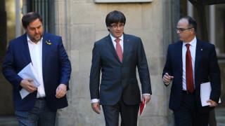 Ο Κάρλες Πουτζντεμόν αρνείται να παραστεί στη συνεδρίαση της ισπανικής Γερουσίας