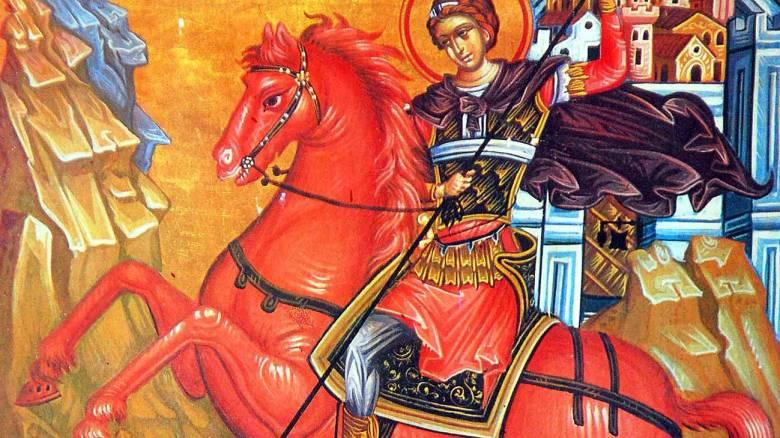 Η Θεσσαλονίκη τιμά τον Άγιο Δημήτριο