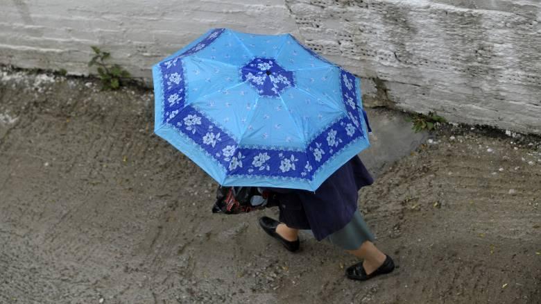 Καιρός: Βροχερό το σκηνικό του καιρού και την Πέμπτη