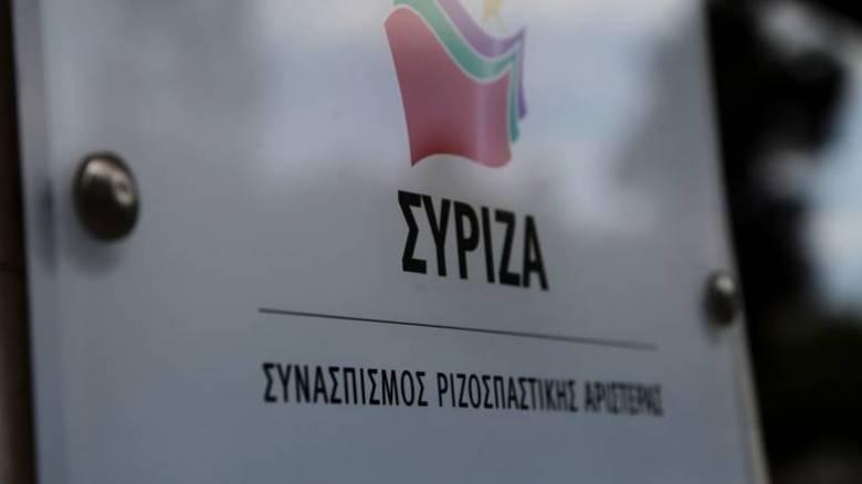 ΣΥΡΙΖΑ: Ο λαός δεν θα ψωνίσει το κουστουμάκι του Μητσοτάκη