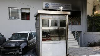 Επίθεση στο Α.Τ. Πεύκης: Αστυνομικοί και κρατούμενοι κινδύνευσαν να καούν ζωντανοί