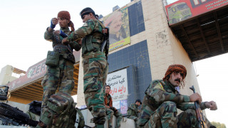 Ιράκ: Διπλό μέτωπο στρατιωτικών επιχειρήσεων κατά ISIS και Πεσμεργκά