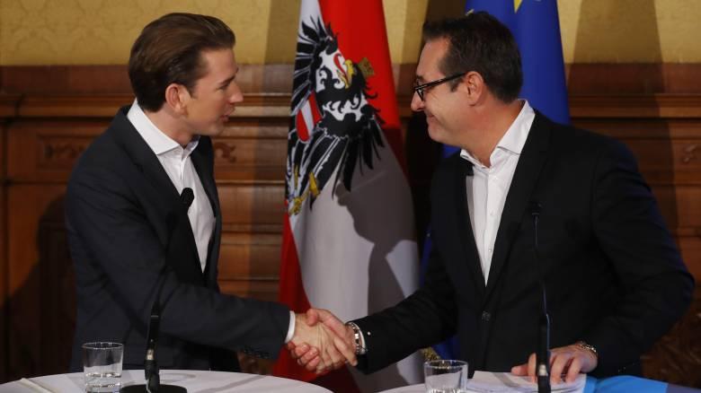 Αυστρία: Σε «θετική ατμόσφαιρα» οι συνομιλίες για κυβερνητικό συνασπισμό