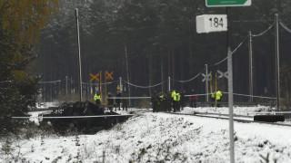 Φινλανδία: Νεκροί και τραυματίες από σύγκρουση τρένου με όχημα του στρατού