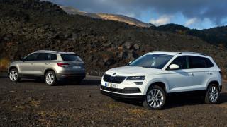 Το αξιόλογο και μοντέρνο Karoq, το νέο μικρό SUV της Skoda, ξεκινά από 19.900 ευρώ
