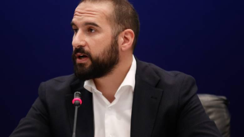 Τζανακόπουλος: Ο Μητσοτάκης παρουσιάζει τη χώρα ως Άγρια Δύση και τον εαυτό του ως επίδοξο σερίφη