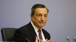 Ντράγκι: «Πρόωρη» η συζήτηση για αποσταθεροποίηση της Ευρωζώνης λόγω Καταλονίας