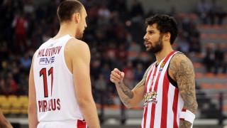 Euroleague: Κέρδισε και τη Χίμκι ο Ολυμπιακός στο ντέρμπυ κορυφής (vid)